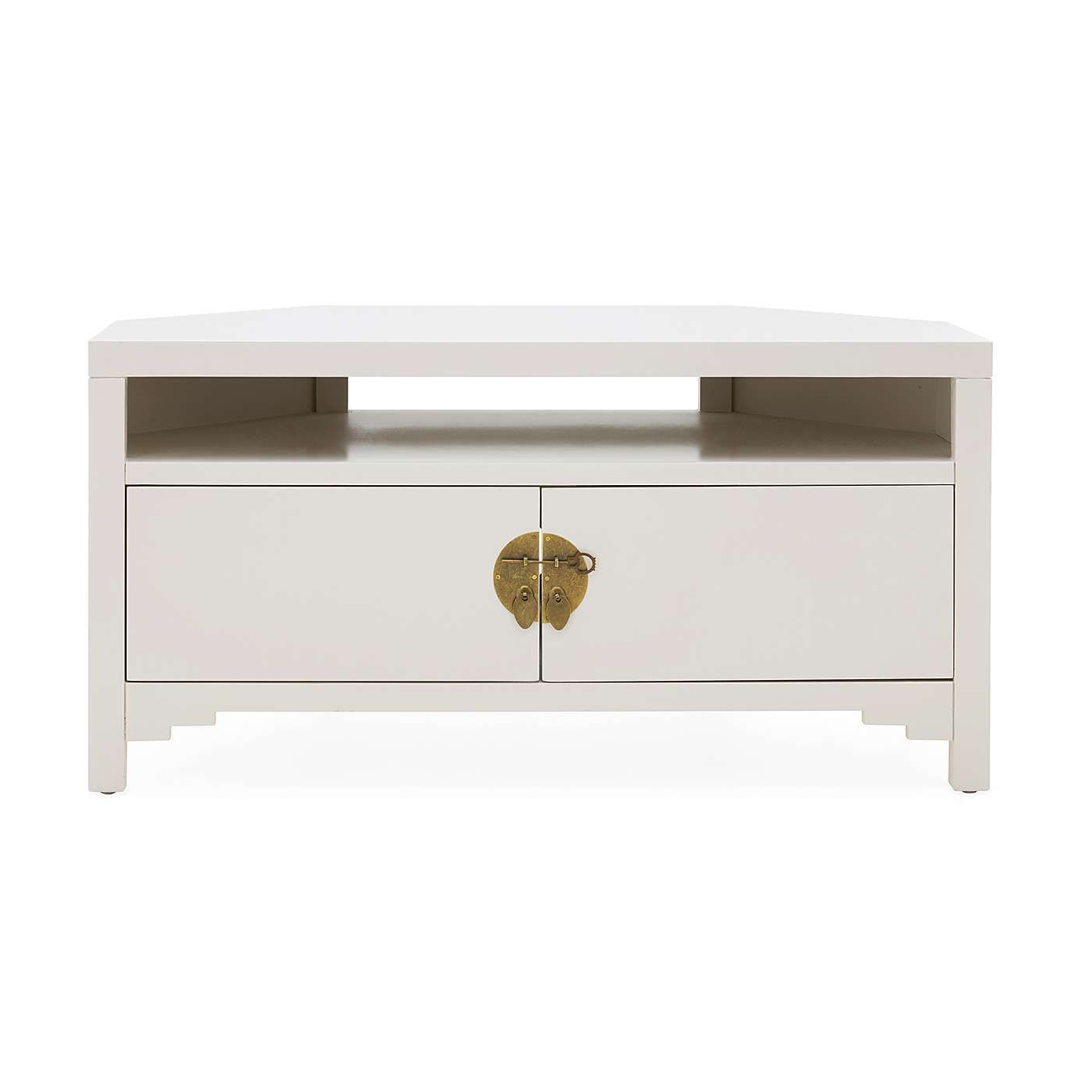 Dunelm (with Images Throughout Trendy Hanna Oyster Corner Tv Stands (View 2 of 9)