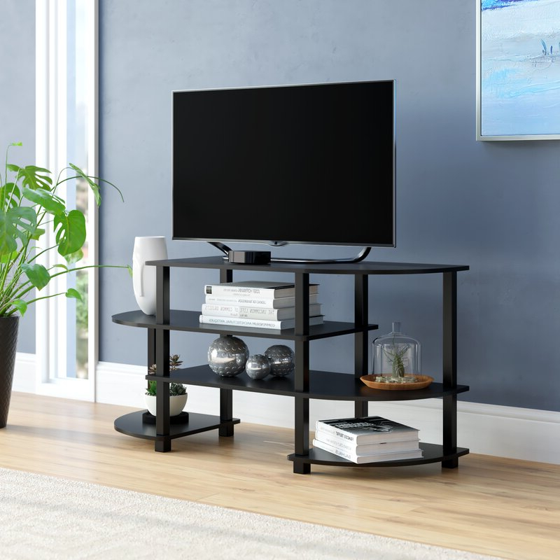 """Ebern Designs Milo Tv Stand For Tvs Up To 48"""" & Reviews Pertaining To Most Popular Antea Tv Stands For Tvs Up To 48"""" (View 22 of 25)"""