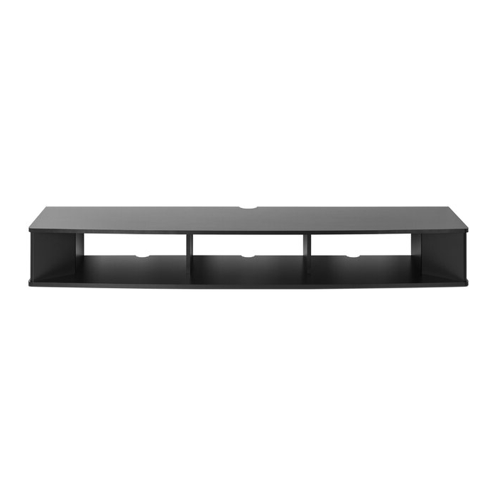"""Ezlynn Floating Tv Stands For Tvs Up To 75"""" In Trendy Zipcode Design Provincetown Floating Tv Stand For Tvs Up (View 21 of 25)"""