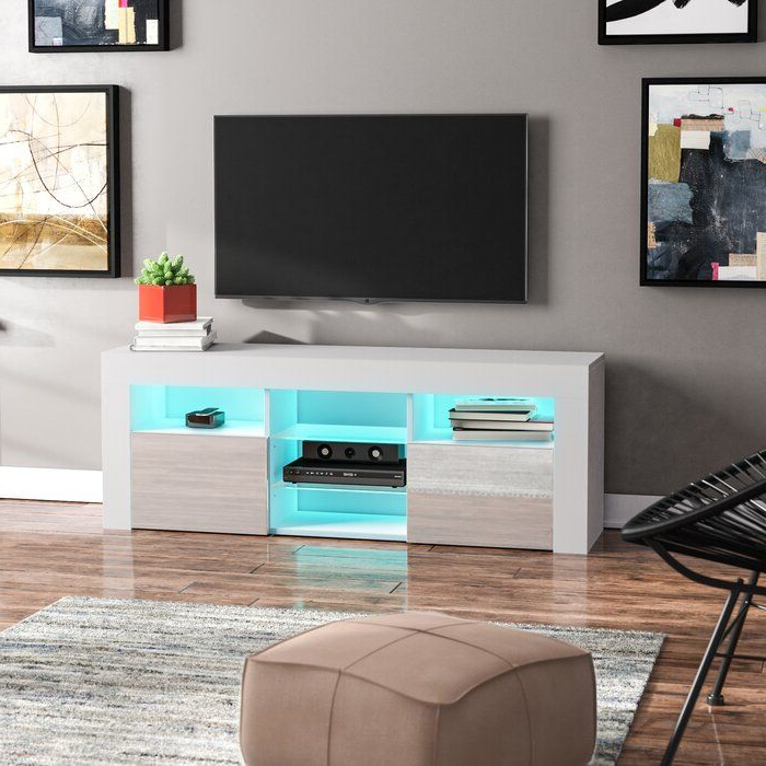 """Ezlynn Floating Tv Stands For Tvs Up To 75"""" Intended For Famous Milano Tv Stand For Tvs Up To 65"""" (View 1 of 25)"""