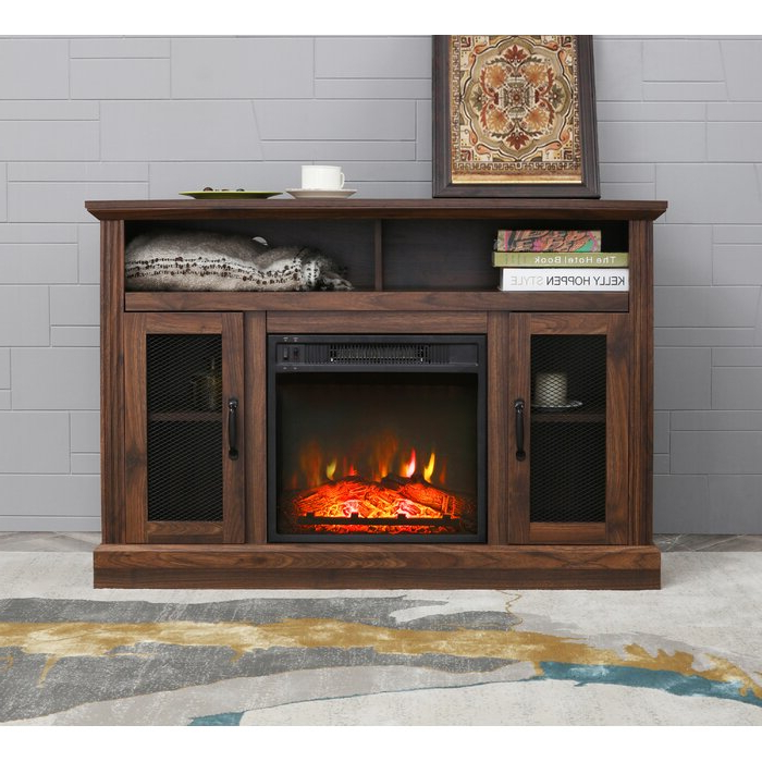 """Famous Oglethorpe Tv Stands For Tvs Up To 49"""" Inside Charlton Home® Robena Tv Stand For Tvs Up To 49"""" With (View 20 of 25)"""