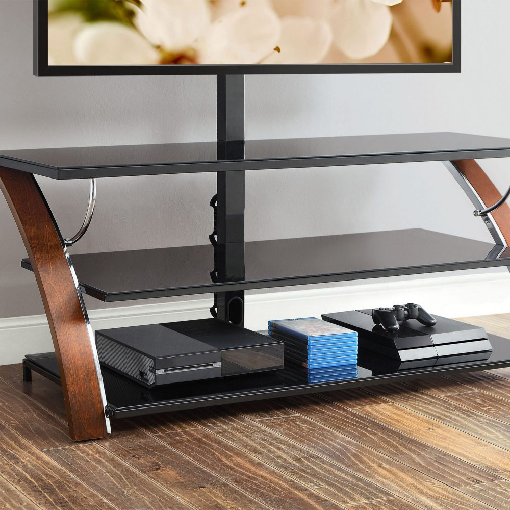 Famous Payton 3 In 1 Tv Stand – Whalen Pertaining To Whalen Payton 3 In 1 Flat Panel Tv Stands With Multiple Finishes (View 5 of 10)