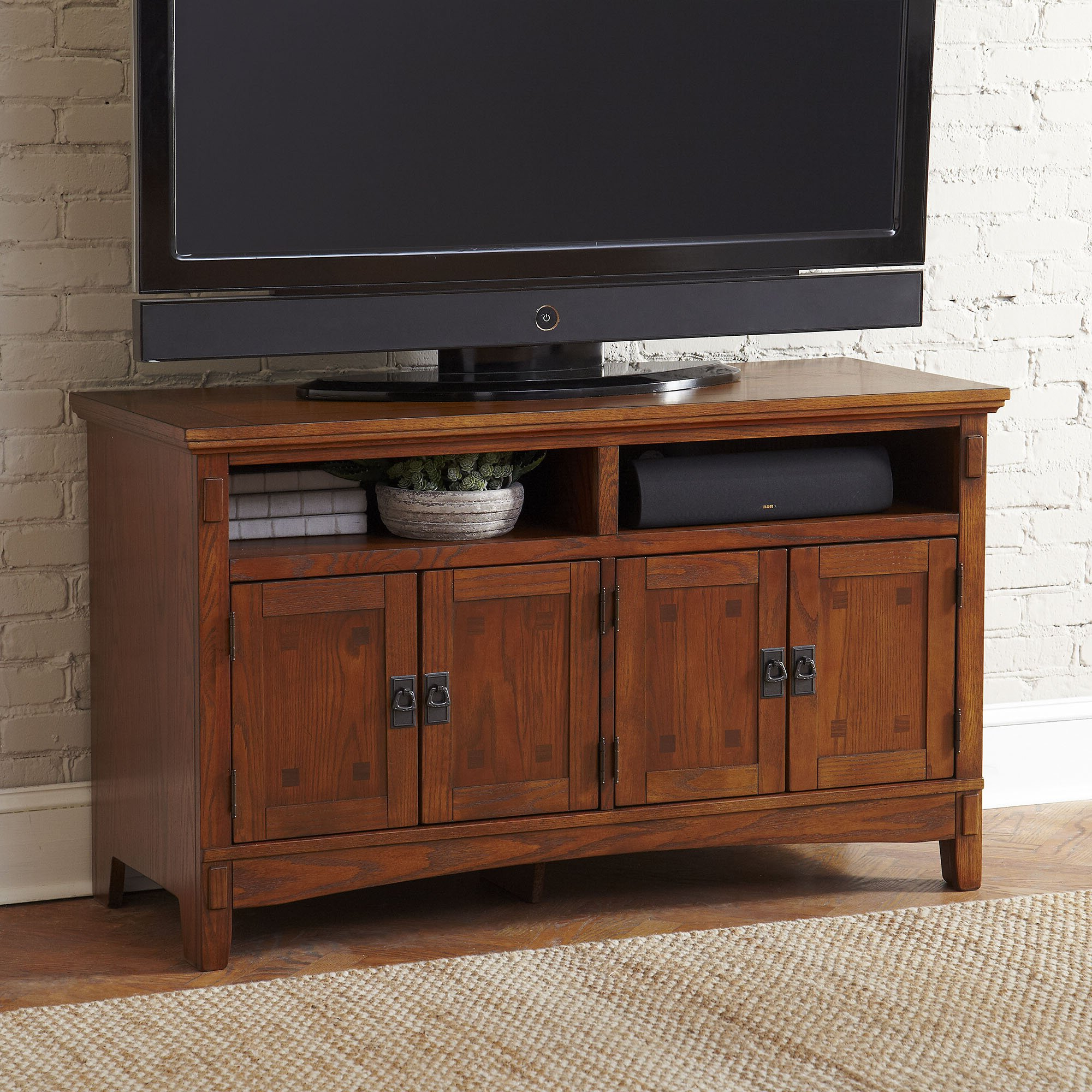 """Famous Virginia Tv Stands For Tvs Up To 50"""" With Birch Lane Hickham 50 Inch Tv Stand & Reviews (View 6 of 25)"""