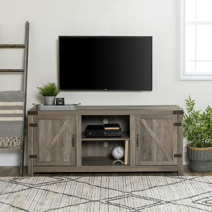 """Fashionable Adalberto Tv Stand For Tvs Up To 65"""" (View 8 of 25)"""