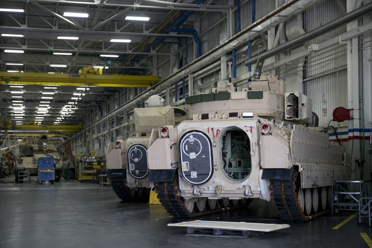 Fashionable Army Wants To Revive Ground Combat Vehicle Program – Wsj Throughout Delta Large Tv Stands (View 9 of 10)