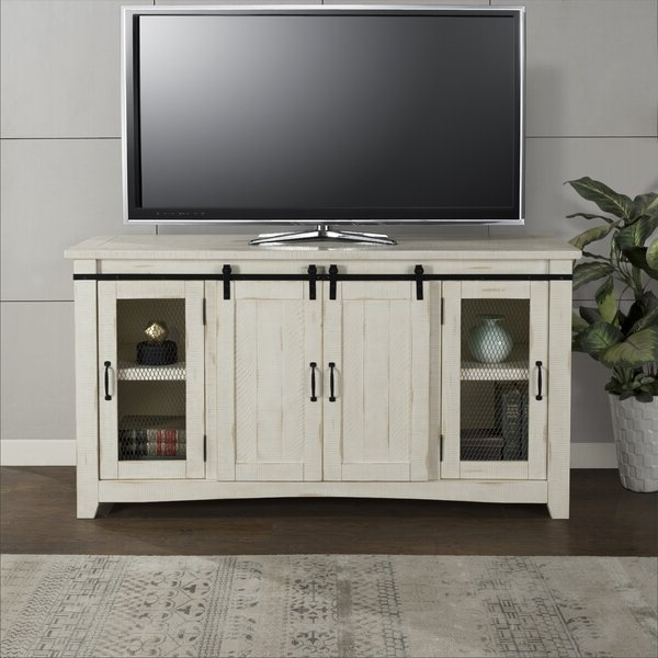 """Fashionable Baba Tv Stands For Tvs Up To 55"""" Inside Octavia Solid Wood Tv Stand For Tvs Up To 70 Inches (View 6 of 25)"""