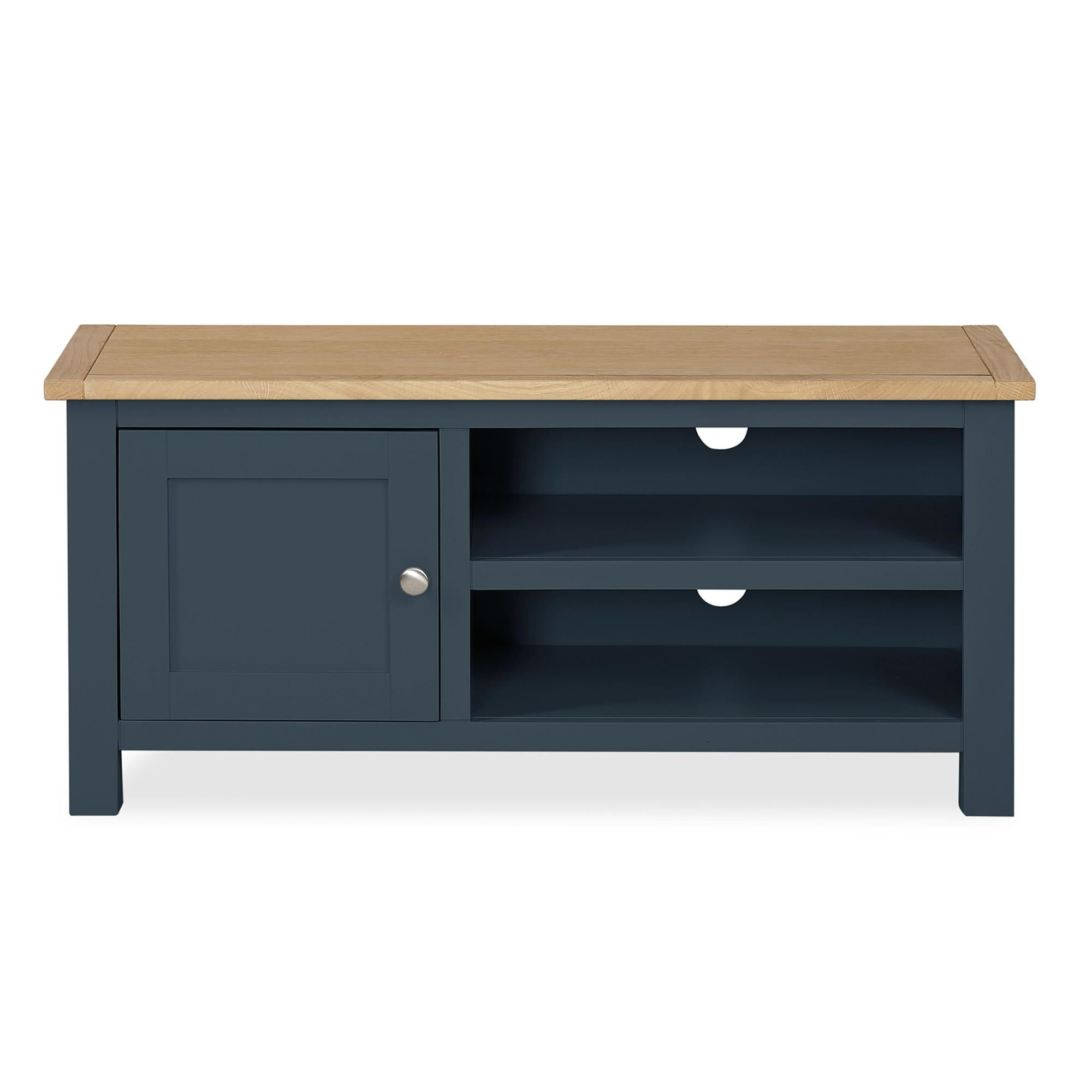 Fashionable Bromley Blue Tv Stand (View 2 of 25)