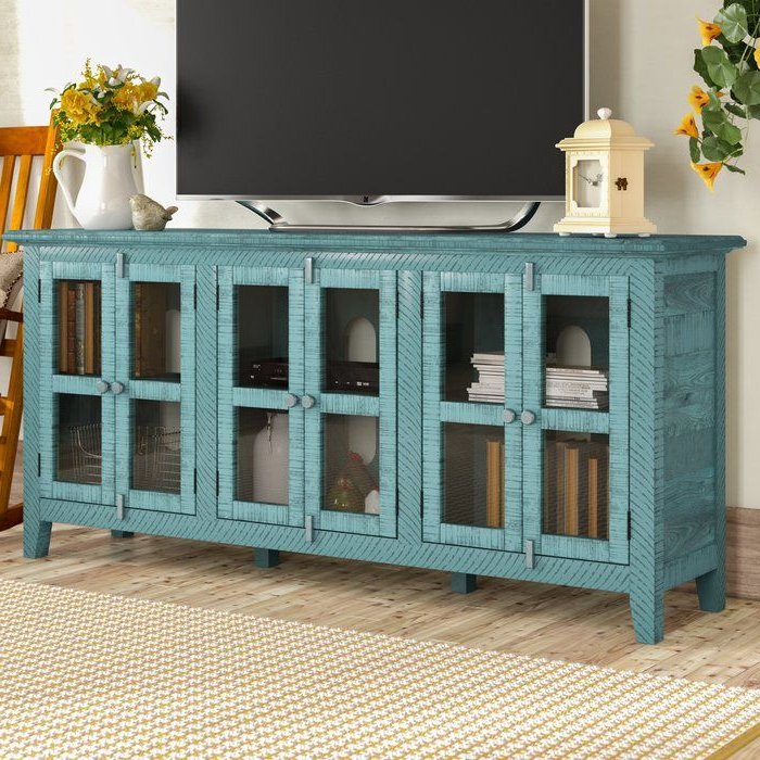 """Fashionable Geers Antique 70"""" Tv Stand (View 10 of 10)"""