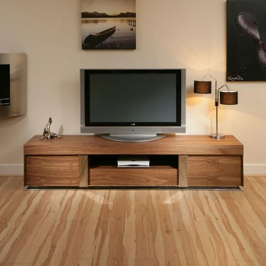 Fashionable Large Tv Television Cabinet Entertainment Unit Center In Manhattan Compact Tv Unit Stands (View 5 of 10)