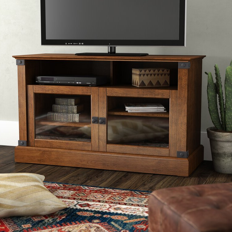 """Fashionable Oglethorpe Tv Stands For Tvs Up To 49"""" Inside Trent Austin Design® Chantrell Tv Stand For Tvs Up To  (View 8 of 25)"""
