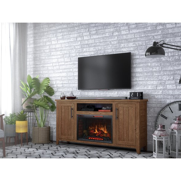 """Fashionable Scott Living Tv Stand For Tvs Up To 70"""" With Electric Inside Broward Tv Stands For Tvs Up To 70"""" (View 25 of 25)"""
