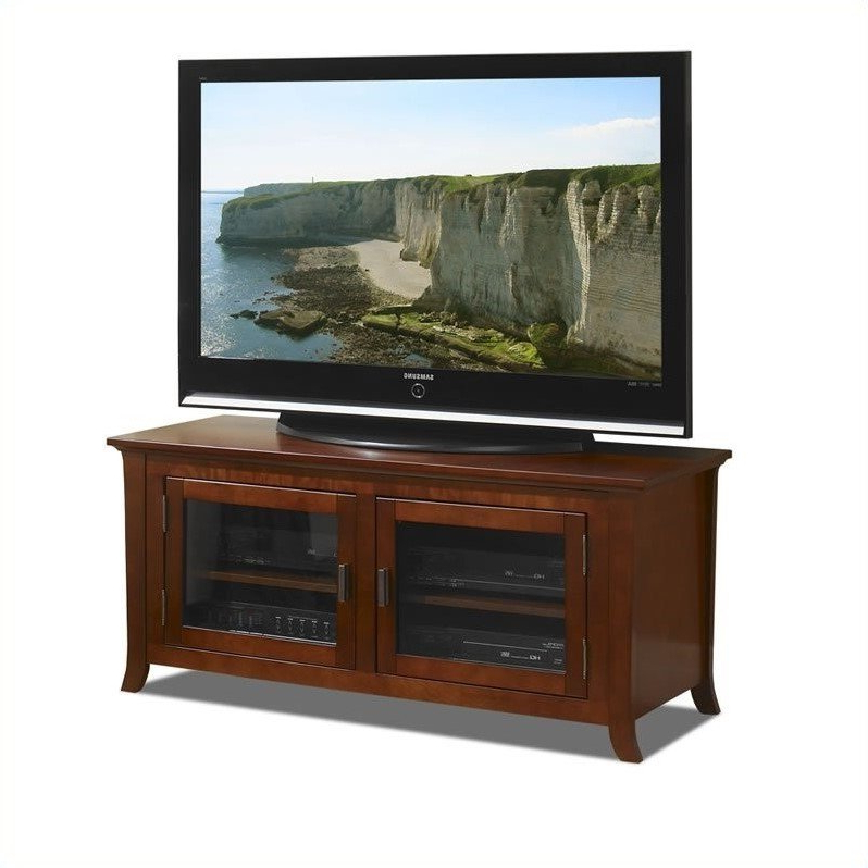 Favorite 50 Inch Wide Plasma/lcd Tv Stand In Walnut – Pal50 With Carbon Wide Tv Stands (View 10 of 10)