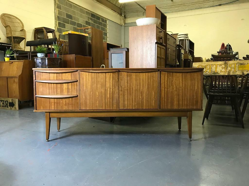 Favorite Retro Sideboard Vintage Chest Of Drawers Tv Unit Stand Within Owen Retro Tv Unit Stands (View 7 of 25)