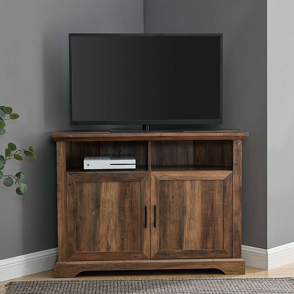 """Favorite Walker Edison Corner Tv Stand For Most Tvs Up To 50 Pertaining To Tv Stands For Tvs Up To 50"""" (View 16 of 25)"""