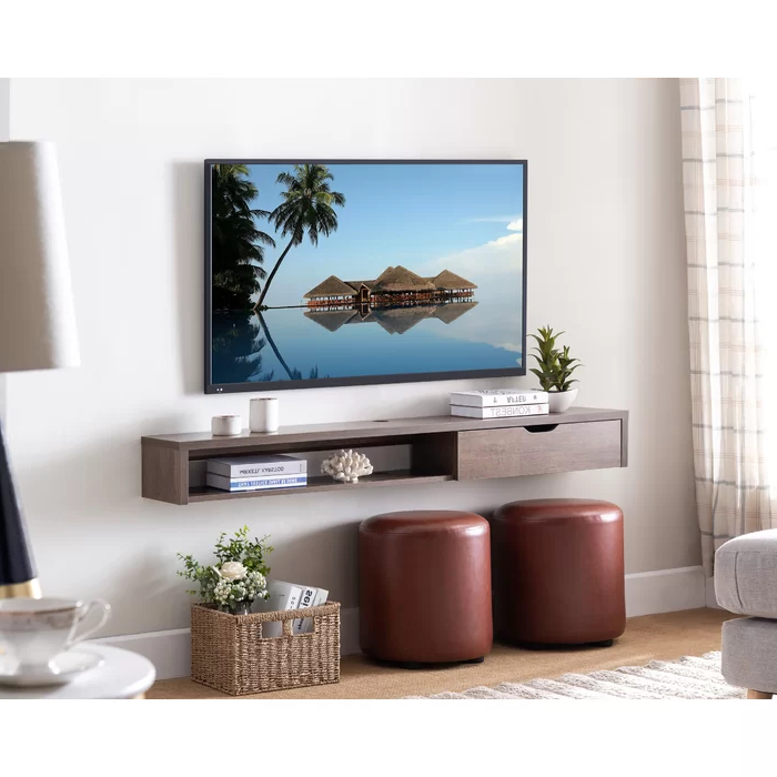 """Few Floating Tv Stand For Tvs Up To 65"""" (View 18 of 25)"""