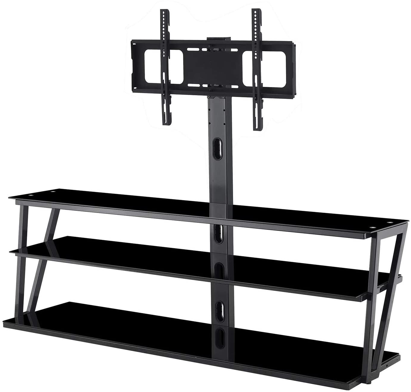 """Floor Tv Stand Tvs, Universal Tv Stand For 32 65 Inch Pertaining To Most Recent Paulina Tv Stands For Tvs Up To 32"""" (View 7 of 25)"""