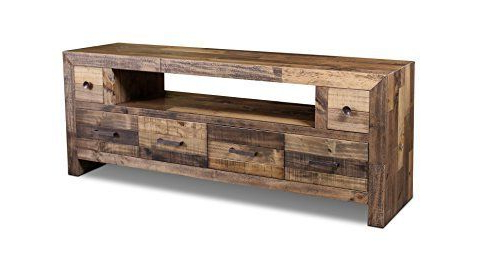 Fulton Tv Stands Inside 2017 Crafters And Weavers Rustic Style Fulton Tv Stand (View 5 of 10)