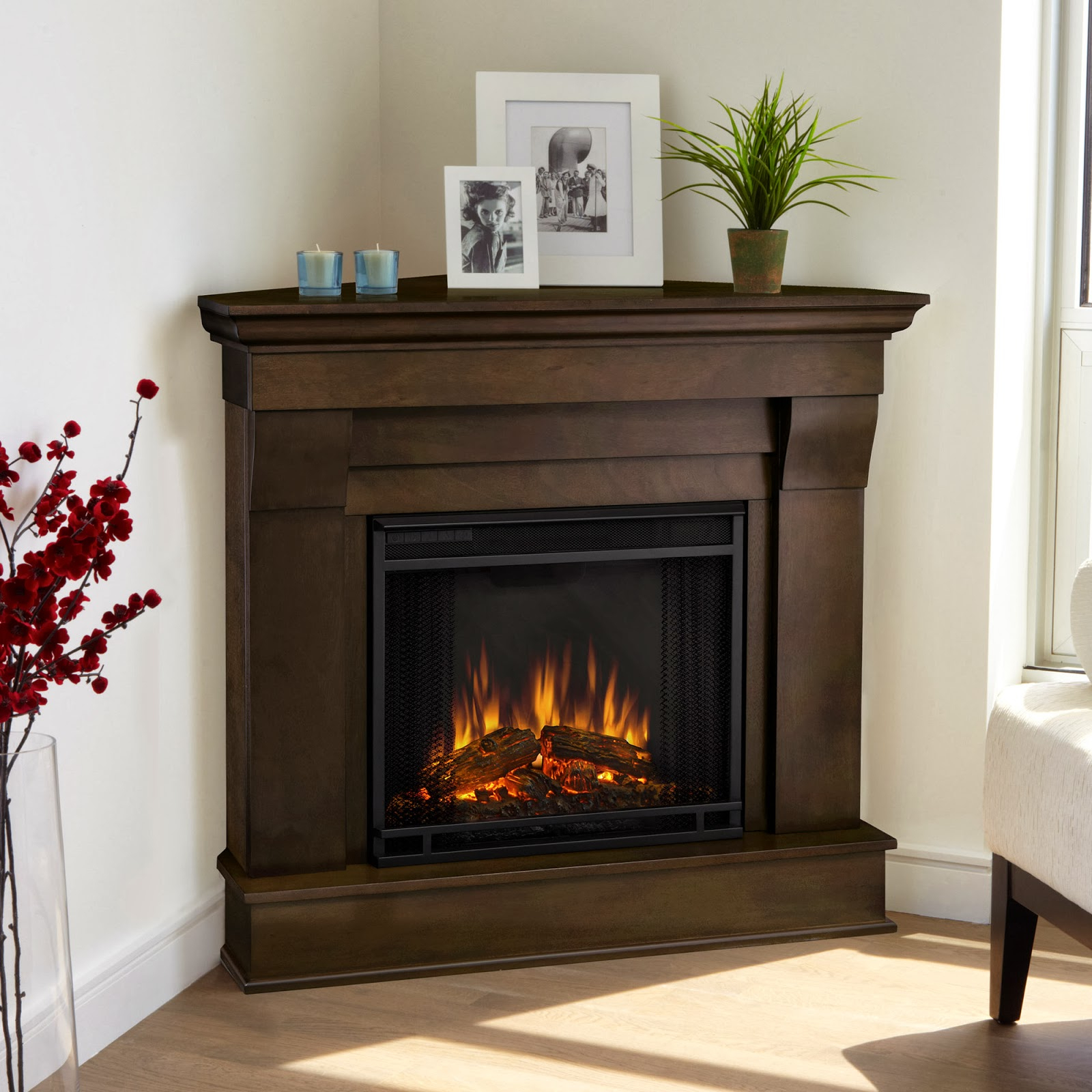 Fulton Wide Tv Stands With Regard To Fashionable Wayfair Electric Fireplace (View 7 of 10)