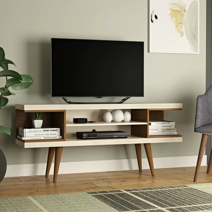 """George Oliver Lemington Tv Stand For Tvs Up To 50 In Popular Aaliyah Floating Tv Stands For Tvs Up To 50"""" (View 12 of 25)"""