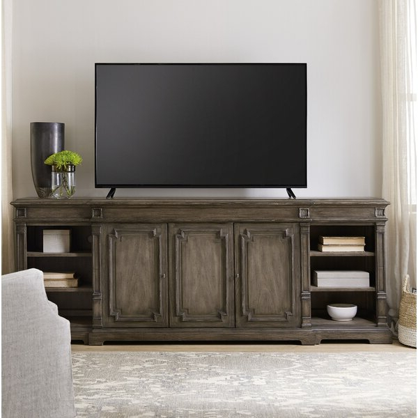 """Gosnold Tv Stands For Tvs Up To 88"""" For Preferred Hooker Furniture Tv Stand For Tvs Up To 88"""" (View 12 of 25)"""