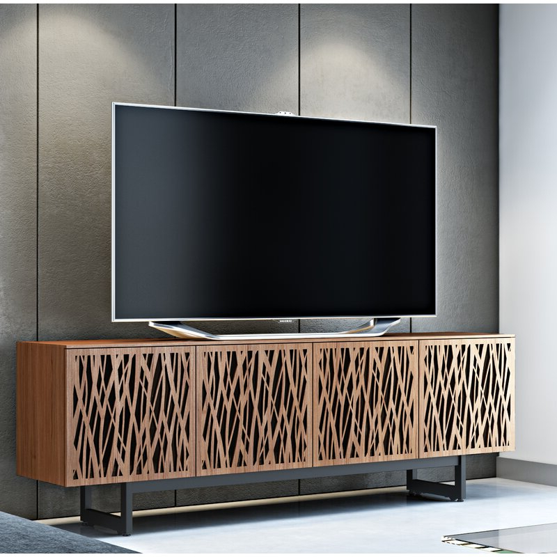 """Gosnold Tv Stands For Tvs Up To 88"""" With Regard To Latest Bdi Usa Elements Tv Stand For Tvs Up To 88 Inches (View 7 of 25)"""