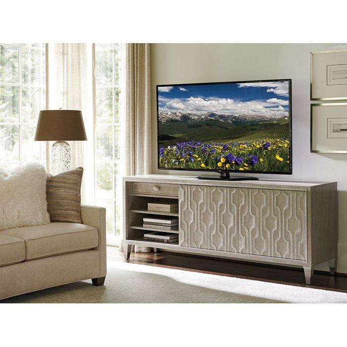 Greystone Tv Stand For Tvs Up To 78 Inches (View 15 of 25)