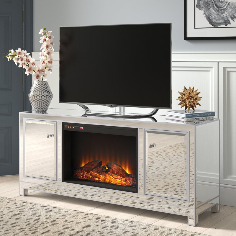 """House Of Hampton® Laylah Tv Stand For Tvs Up To 70"""" With With Current Kinsella Tv Stands For Tvs Up To 70"""" (View 21 of 25)"""