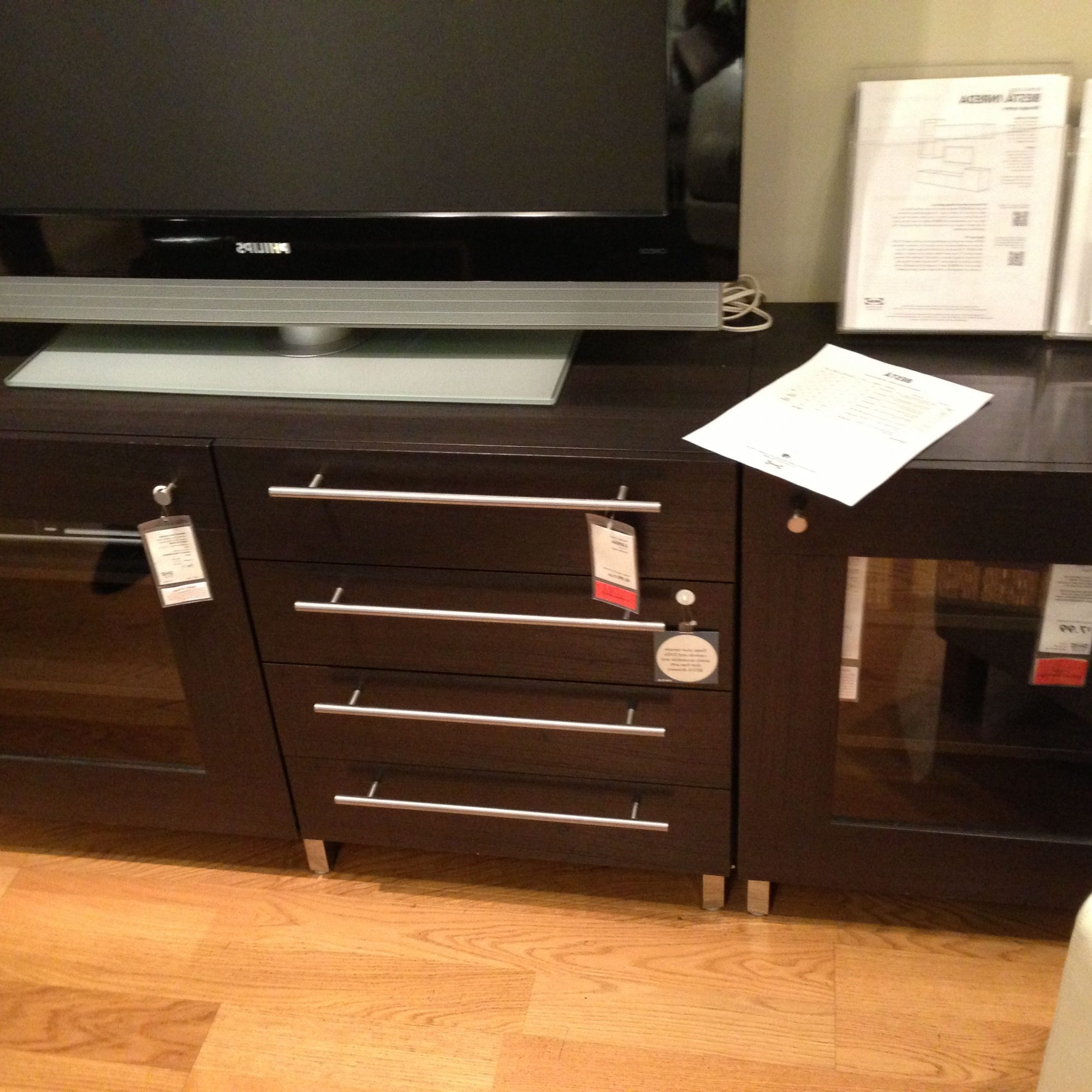 Jackson Corner Tv Stands Pertaining To Well Known Tv Stand From Ikea (View 1 of 25)