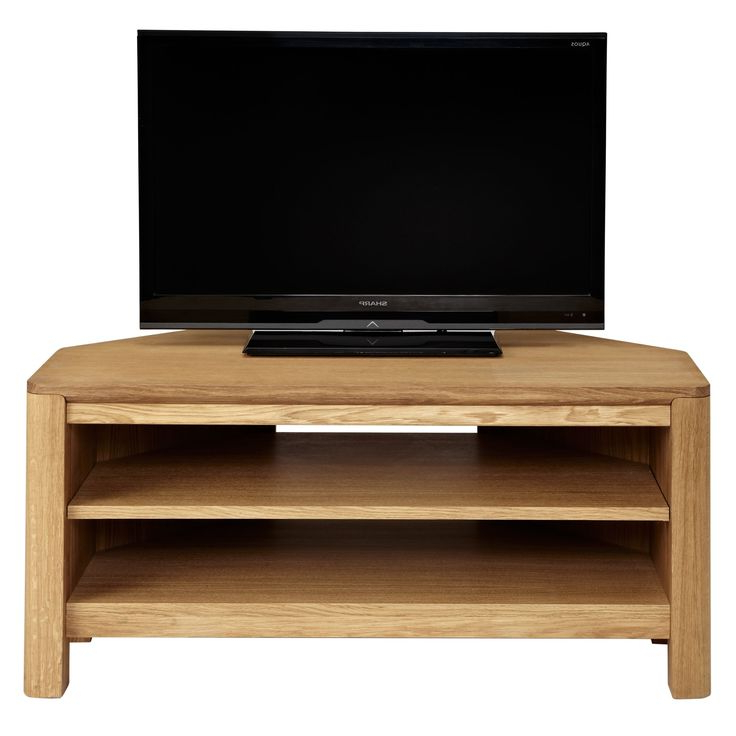 """John Lewis & Partners Seymour Corner Tv Stand For Tvs Up With Regard To Most Recently Released Orrville Tv Stands For Tvs Up To 43"""" (View 14 of 25)"""