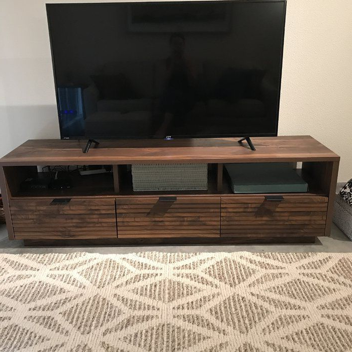 """Joss & Main With Latest Lorraine Tv Stands For Tvs Up To 70"""" (View 22 of 25)"""
