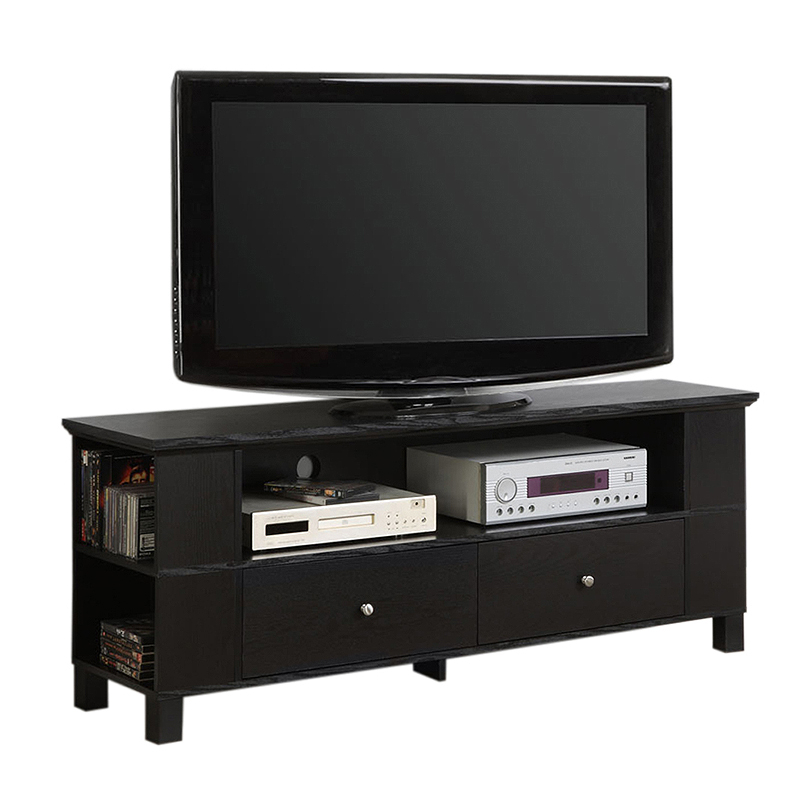"""Jowers Tv Stands For Tvs Up To 65"""" Throughout Popular Walker Edison 65 Inch Tv Stand With Multimedia Storage (View 20 of 25)"""