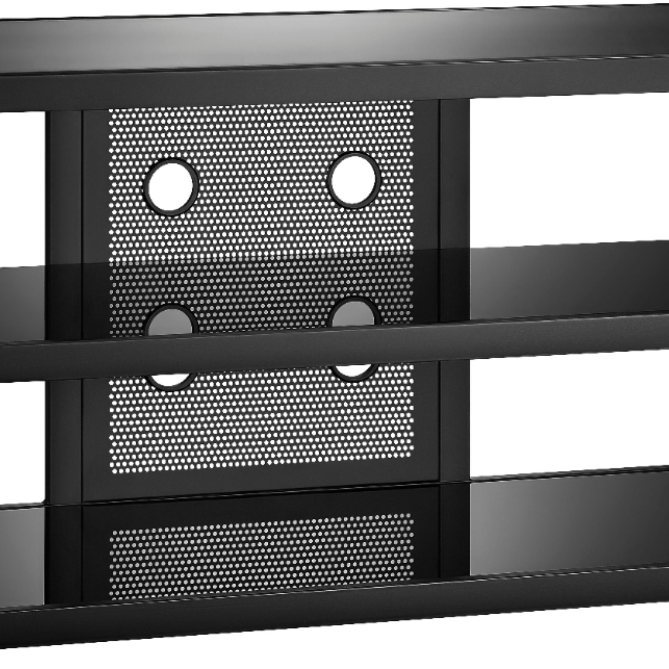 """Jowers Tv Stands For Tvs Up To 65"""" With Favorite Insignia™ Tv Stand For Most Tvs Up To 65"""" Black Ns Hmg (View 17 of 25)"""
