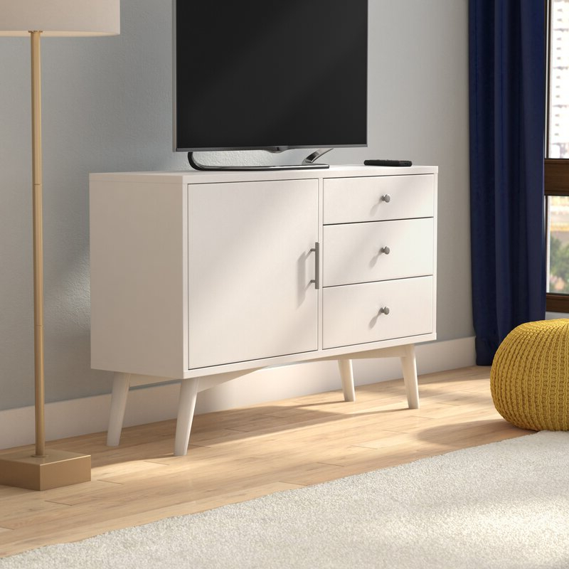 """Kamari Tv Stands For Tvs Up To 58"""" Within Best And Newest Mercury Row Labarbera Tv Stand For Tvs Up To 58 Inches (View 24 of 25)"""