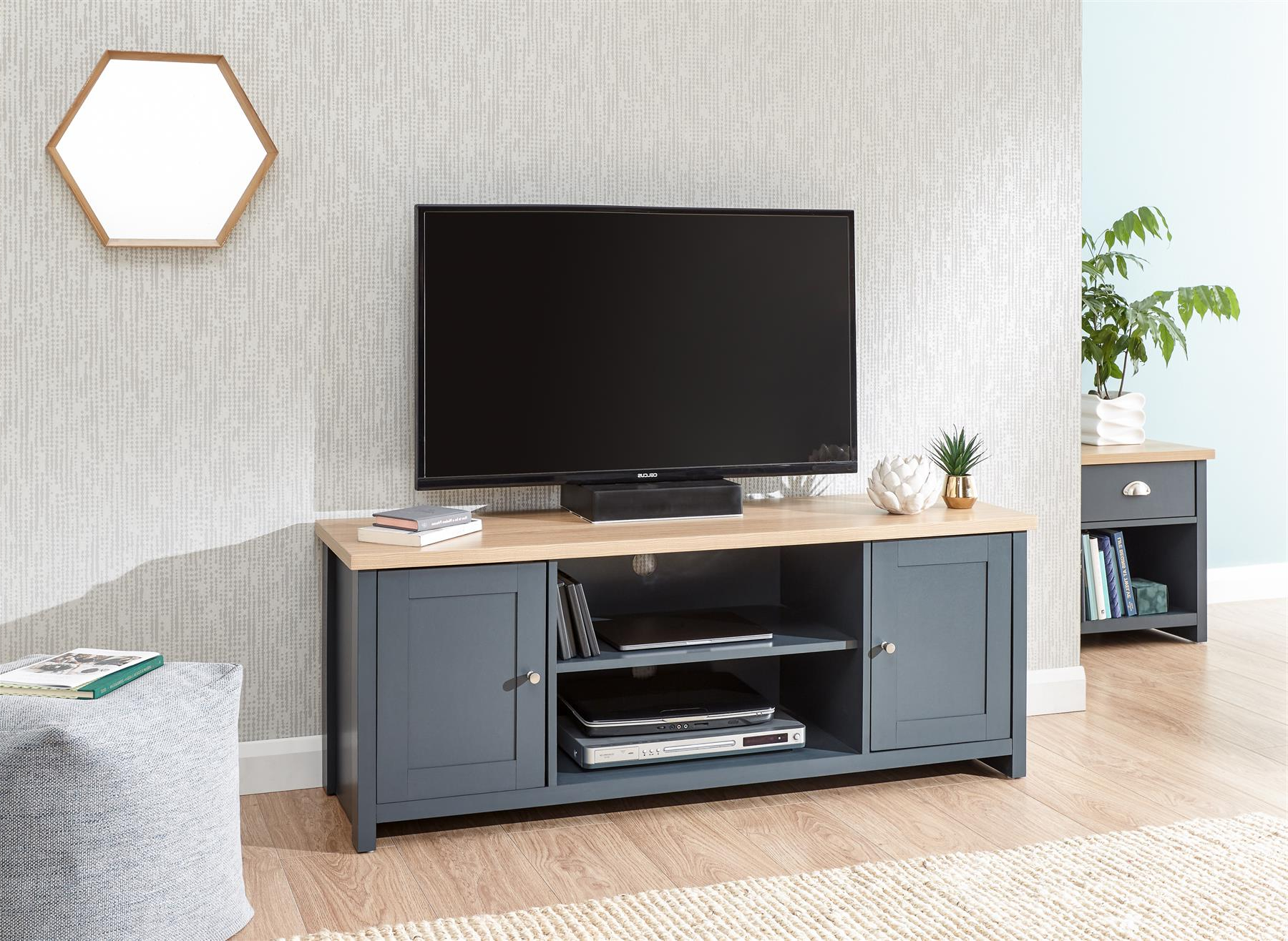 Lancaster Corner Tv Stands With Well Known Lancaster Coffee Table Lamp Table Tv Stand Cabinet (View 6 of 10)