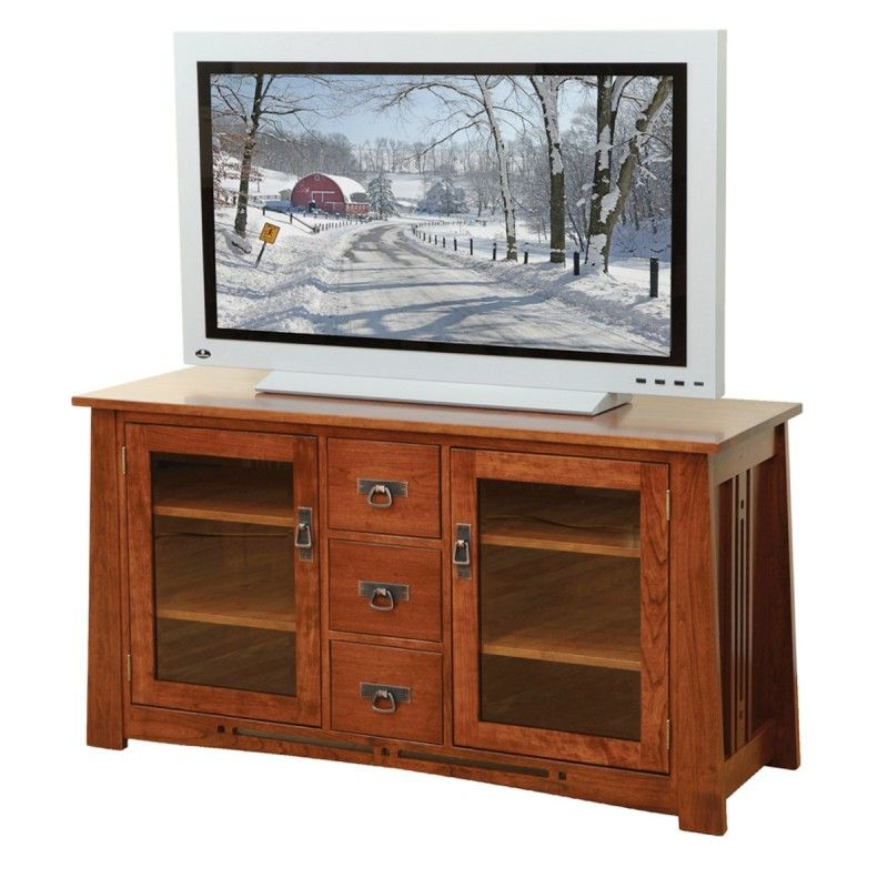 """Lancaster Small Tv Stands With Fashionable Aspen 56"""" Tv Stand (View 9 of 10)"""