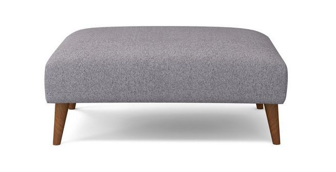 Large Footstools, Dfs Zinc Sofa (View 23 of 25)