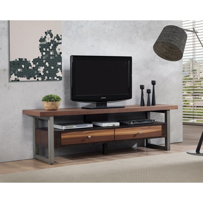 """Latest 17 Stories Emilio Solid Wood Floating Tv Stand For Tvs Up With Regard To Griffing Solid Wood Tv Stands For Tvs Up To 85"""" (View 3 of 25)"""