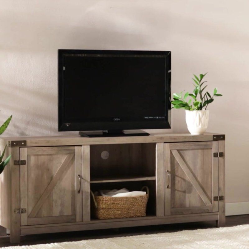"""Latest Adalberto Tv Stand For Tvs Up To 65"""" With Fireplace Inside Adalberto Tv Stands For Tvs Up To 78"""" (View 22 of 25)"""