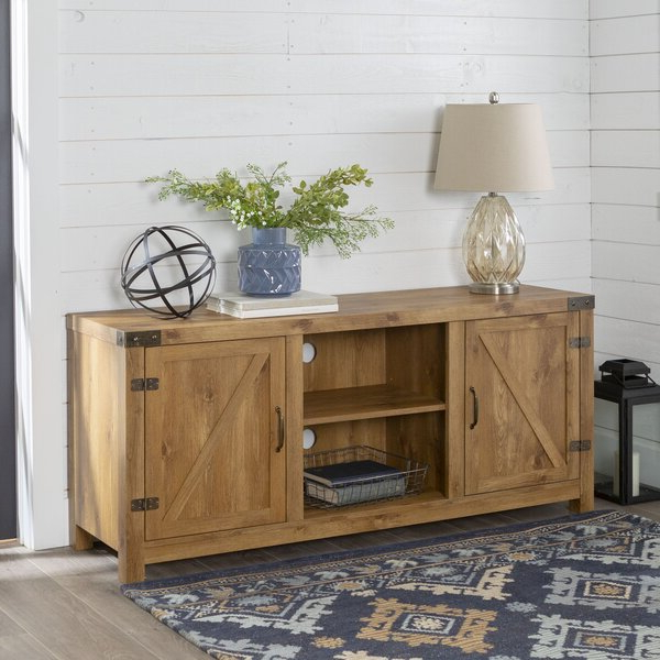 """Latest Adalberto Tv Stands For Tvs Up To 78"""" In Trent Austin Design Adalberto Tv Stand For Tvs Up To  (View 21 of 25)"""