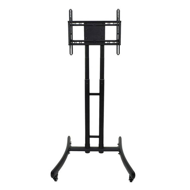 Latest Randal Symple Stuff Black Swivel Floor Tv Stands With Shelving With Symple Stuff Black Swivel Floor Stand Mount For Screens (View 12 of 25)