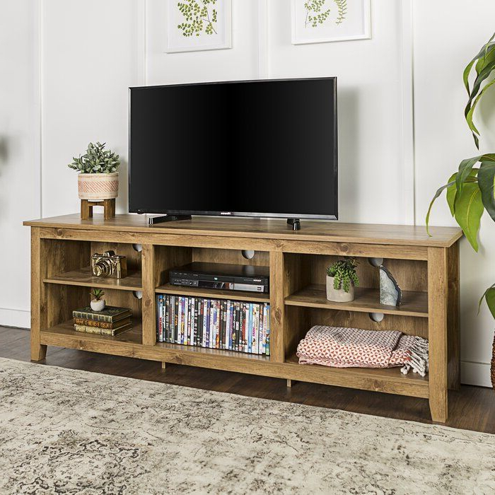 """Latest Sunbury Tv Stand For Tvs Up To 78"""" With Fireplace Included For Sunbury Tv Stands For Tvs Up To 65"""" (View 13 of 25)"""