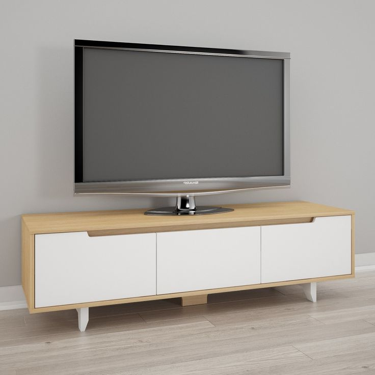 Latest Wade Logan Veer Tv Stand (View 2 of 10)