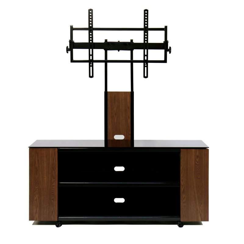 """Latitude Run® Andres Tv Stand For Tvs Up To 88"""" & Reviews With Well Known Gosnold Tv Stands For Tvs Up To 88"""" (View 21 of 25)"""