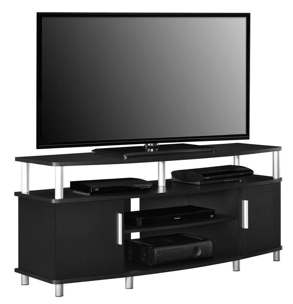 """Leonid Tv Stands For Tvs Up To 50"""" Pertaining To Newest Tv Stand 50 Inch Flat Screen Home Furniture (View 8 of 25)"""