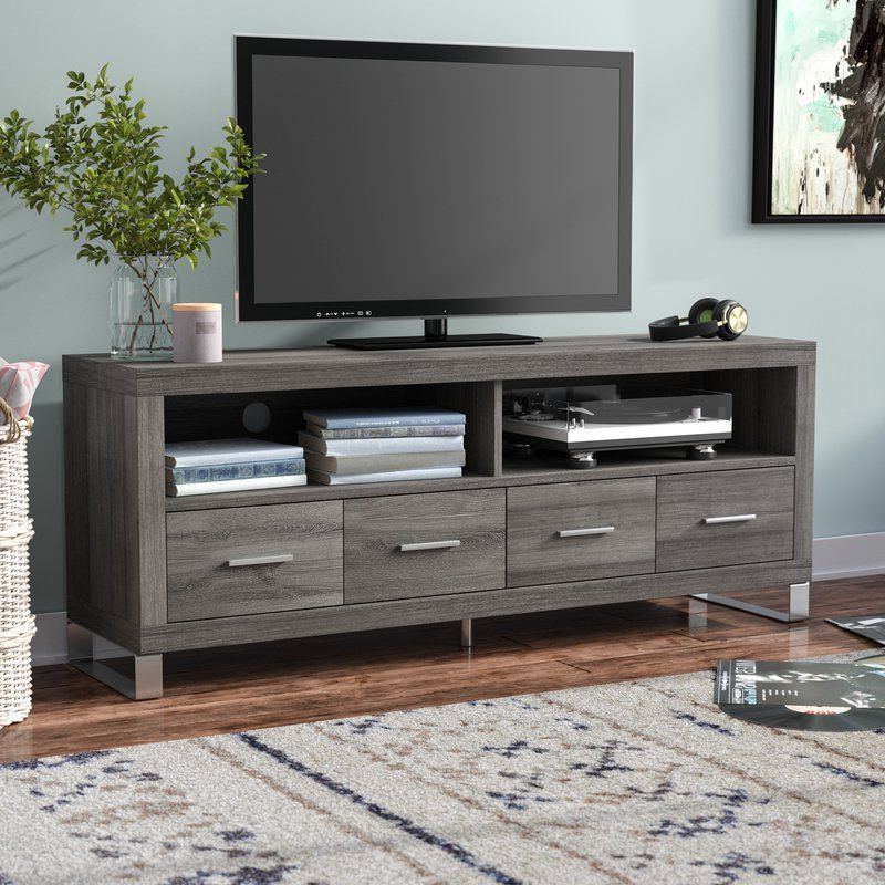 """Living Room Tv Stand, Living Room For Kasen Tv Stands For Tvs Up To 60"""" (View 1 of 25)"""