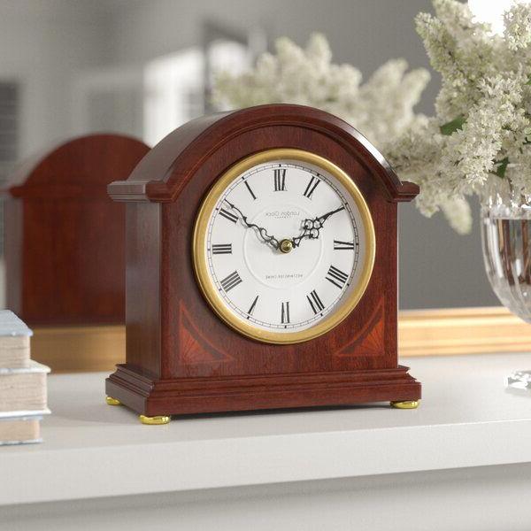 London Clock, Mantel Clock, Tabletop For Favorite Bromley Grey Corner Tv Stands (View 25 of 25)