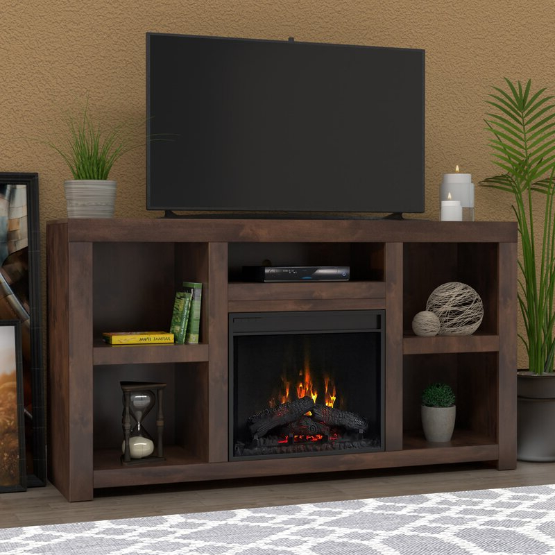 """Loon Peak Belle Isle Tv Stand For Tvs Up To 65"""" With With Favorite Calea Tv Stands For Tvs Up To 65"""" (View 9 of 25)"""
