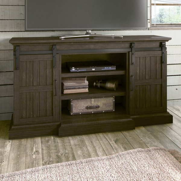 """Lorraine Tv Stands For Tvs Up To 70"""" With Regard To Favorite Laurel Foundry Modern Farmhouse Rhiannon Tv Stand For Tvs (View 17 of 25)"""