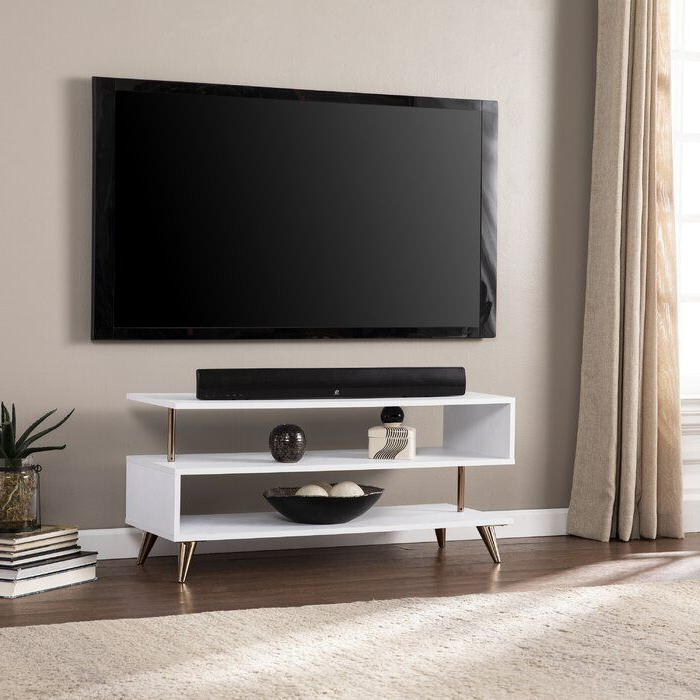 """Low Profile Tv Stand In Best And Newest Orrville Tv Stands For Tvs Up To 43"""" (View 18 of 25)"""