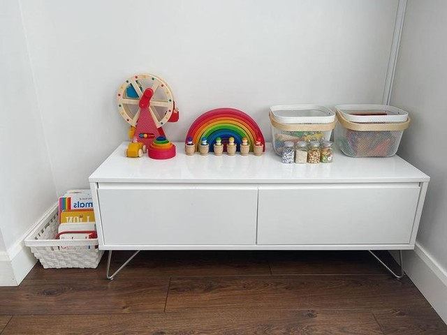 Made Within Bromley Grey Extra Wide Tv Stands (View 9 of 10)